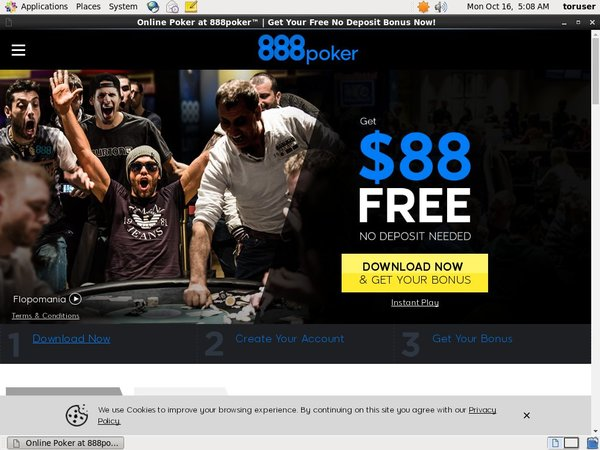 888 Poker Direct Deposit