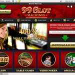 99slotmachines Bonus Coupon