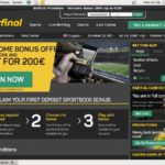 Betfinal Sports Bank Wire
