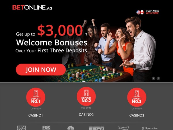 Betonline Offer Bonus