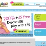 Bingo Fabulous Deposit Using Phone