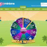 Bingo Minions Site