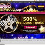 Bingohollywood 300 Bonus