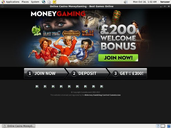 Bonus Bet Money Gaming