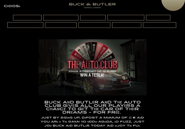 Buck And Butler Onlinecasino