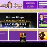 Butlersbingo Sign Up Deal