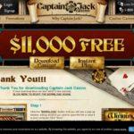 Captain Jack Casino Kampanjer