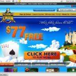 Casino Kingdom Mindesteinzahlung