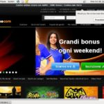 Casino.com Italian Desktop Site Login