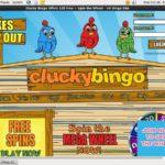 Clucky Bingo Mobilcasino