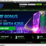 Crazycasino Sign Up Bonuses