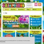 Daisy Bingo Make Deposit