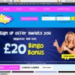 Dandy Bingo Online Casino Paypal