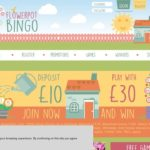 Flower Pot Bingo Opening Offer