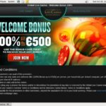 Global Live Casino Registar