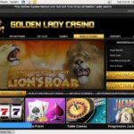 Golden Lady Casino Gambling Bonuses