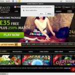 Grand Fortune Casino Välkomstbonus