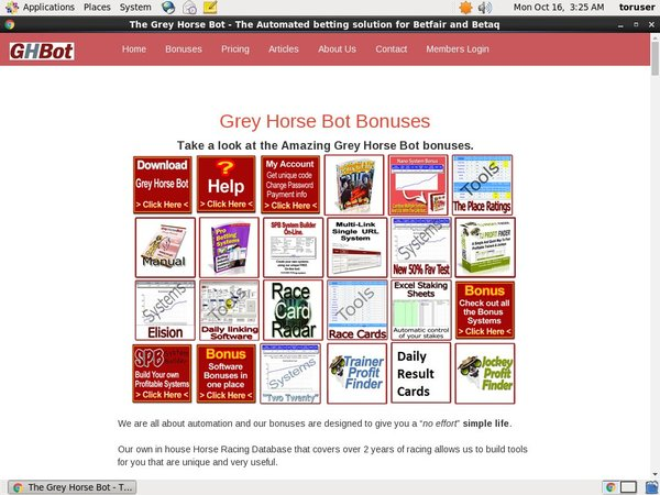 Grey Horse Bot Games App