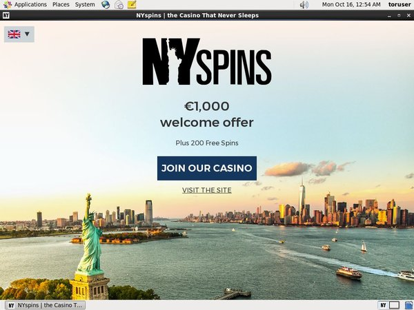 How To Create Nyspins Account