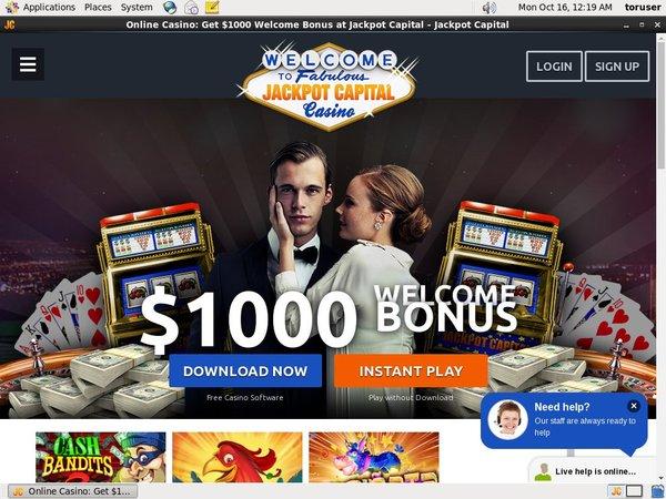 Jackpot Capital Gaming