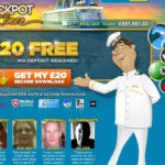 Jackpot Liner UK Welcome Promo