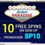 Jackpotparadise Welcome Bonuses