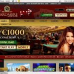 Laromere Welcome Bonus No Deposit