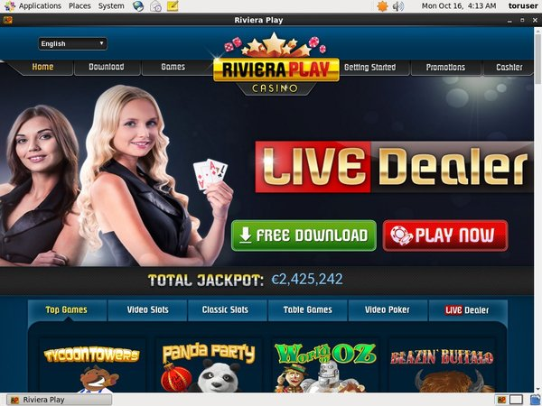 Live Casino Riviera Play