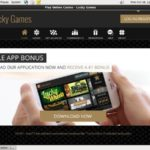 Luckygames Sign Up Offer