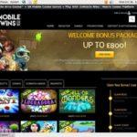 Mobilewins Casino Review