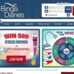 Open Bingo Diaries Account
