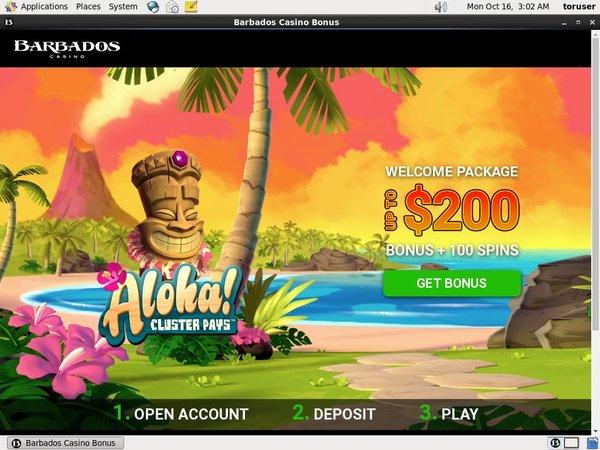 Paypal A Barbados Casino