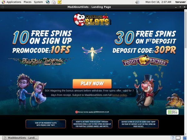 Play Casino Games Deposit Offer