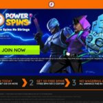 Power Spins 50 Free Spins