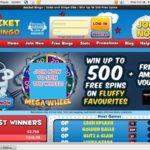 Rocket Bingo Slot