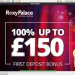Roxypalace Bet Bonus
