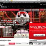 Royal Panda Match Deposit