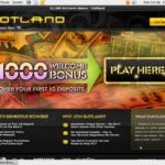 Slot Land Sports Bonus