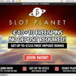 Slot Planet Best Free Bonus
