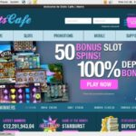 Slots Cafe Free Play