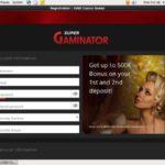 Super Gaminator Safety Pay