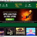 Sweet Strike Casino Vip Offer