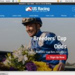 Usracing Free Signup Bonus