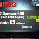 Welcome Bonus Dealornodealbingo