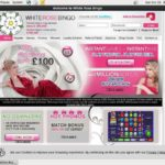White Rose Bingo Welcome Offer