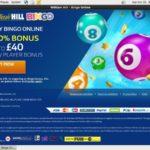 William Hill Bingo 1st Deposit Bonus