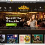 Windfall Casino Mobile App
