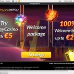 New Energy Casino Promotions