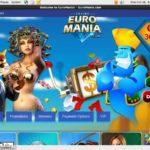 Euro Mania Free Games