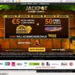 Jackpotmobilecasino Limited Offer